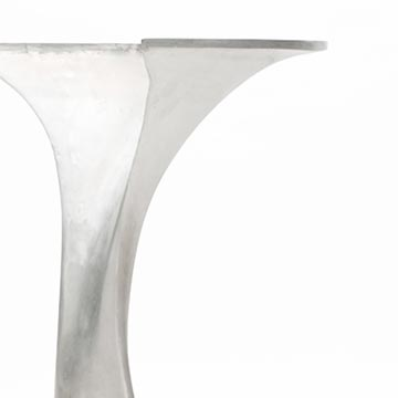 Aluminium Sand Cast Table Leg (set of 2) - K0034011