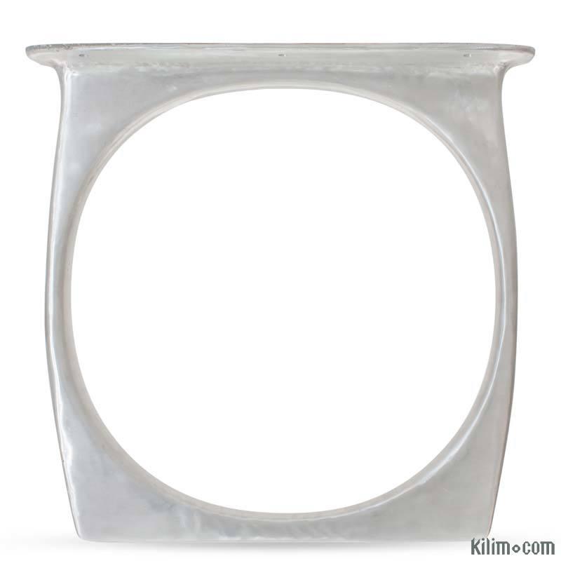 Döküm Aluminyum Masa Ayağı - K0034014
