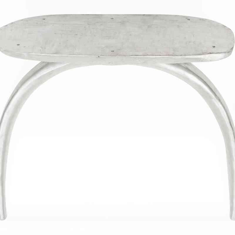 Aluminium Sand Cast Table Leg (set of 2) - K0034025