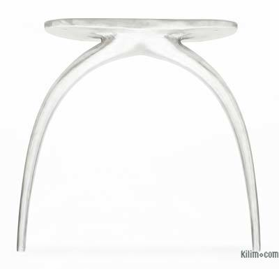 Aluminium Sand Cast Table Leg (set of 2)
