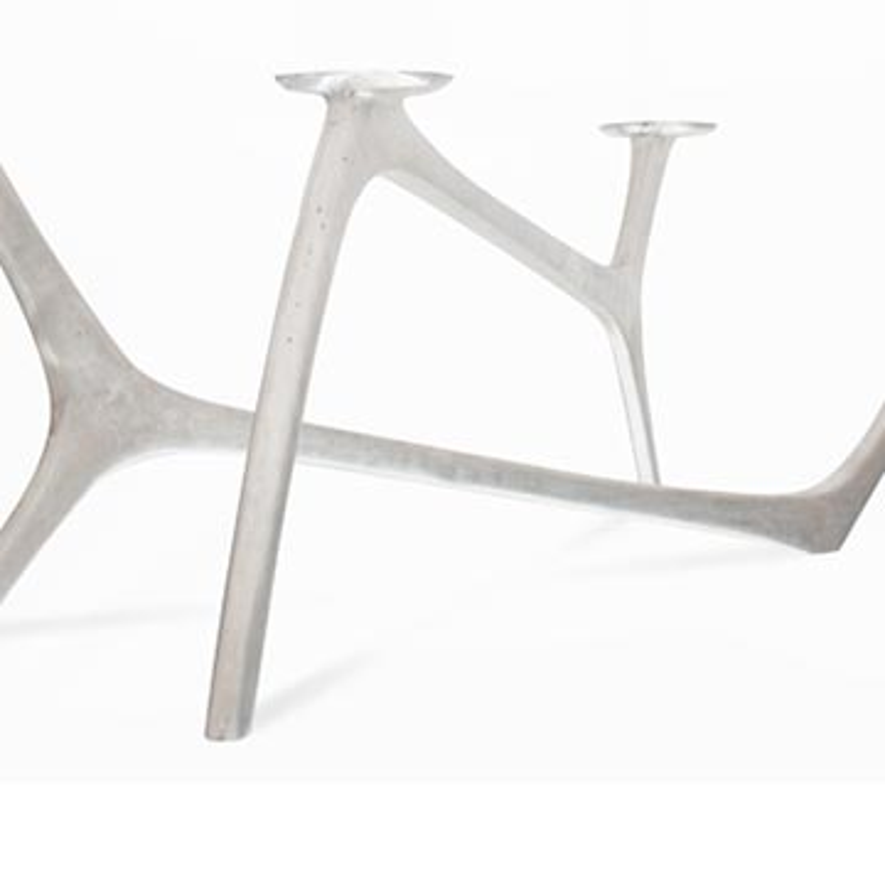 Aluminium Sand Cast Table Leg (set) - K0034030