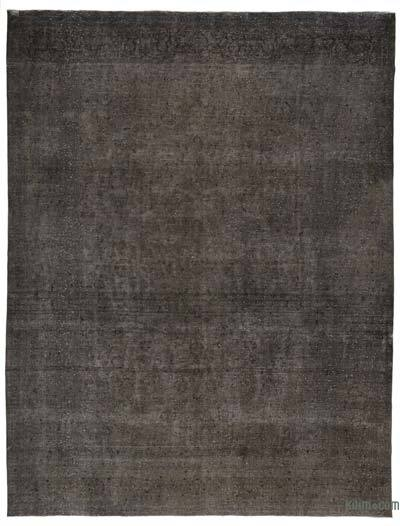 "Over-dyed Vintage Hand-knotted Oriental Rug - 9'10"" x 12'10"" (118 in. x 154 in.)"