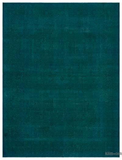 Alfombra Vintage Sobre-teñida - 291 cm x 389 cm