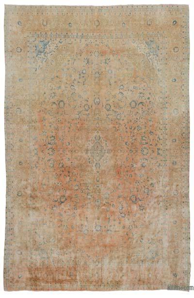 Alfombra Vintage Sobredimensionada - 293 cm x 458 cm