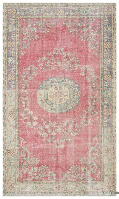 "Turkish Vintage Area Rug - 5'11"" x 10'1"" (71 in. x 121 in.)"