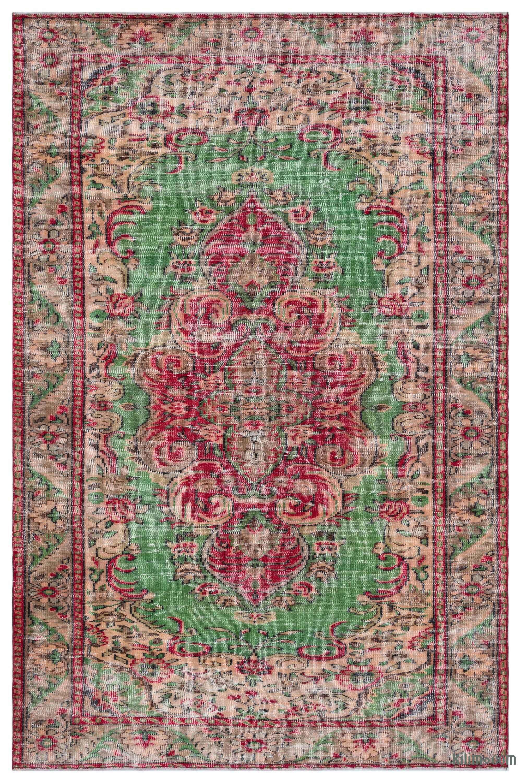 K0034847 Turkish Vintage Area Rug 5