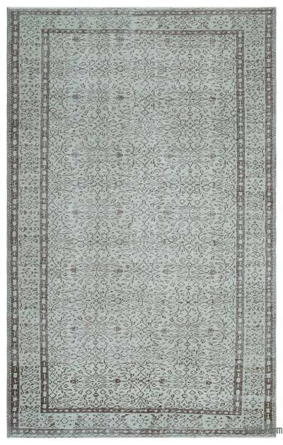 "Turkish Vintage Rug - 5' 8"" x 9'  (68 in. x 108 in.)"