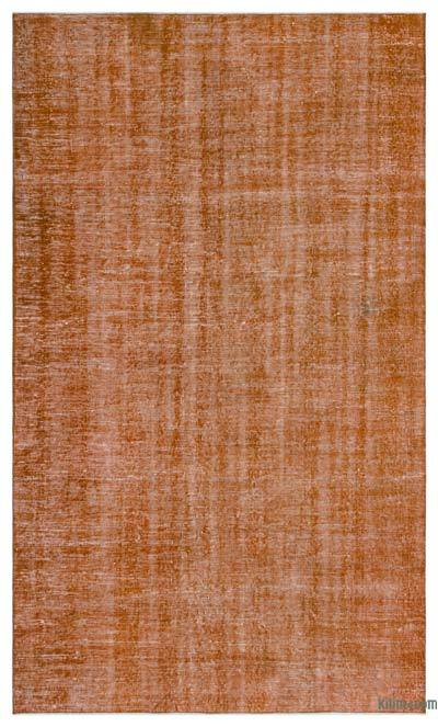 "Over-dyed Turkish Vintage Rug - 5' x 8'5"" (60 in. x 101 in.)"