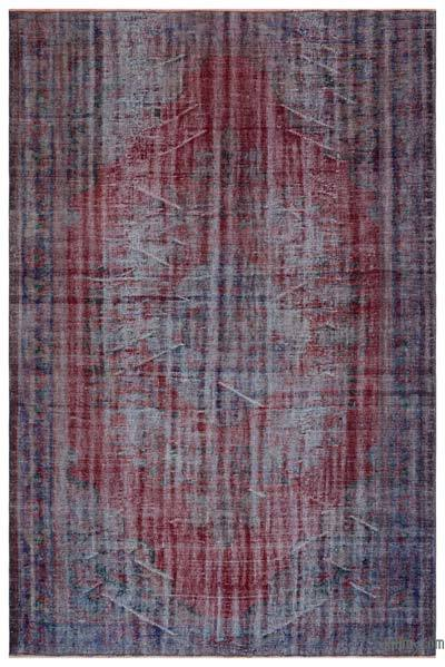 """Turkish Vintage Area Rug - 6'5"""" x 9'5"""" (77 in. x 113 in.)"""