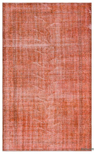 "Over-dyed Turkish Vintage Rug - 5' x 8'3"" (60 in. x 99 in.)"
