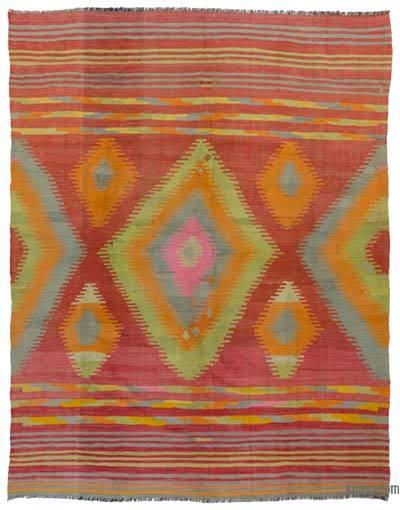 Alfombra Vintage Afyon Kilim - 230 cm x 293 cm