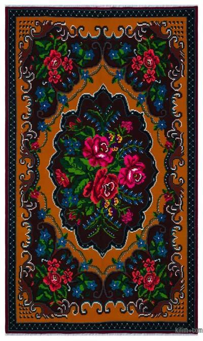 Vintage Moldova Kilimi - 180 cm x 307 cm