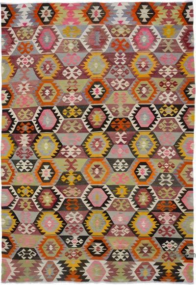 Alfombra Vintage Tavas Kilim - 180 cm x 270 cm