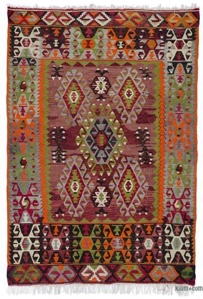 Vintage Çal Kilimi - 170 cm x 240 cm