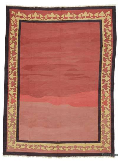 "Turkish Kilim Rug - 8' 3"" x 11' 2"" (99 in. x 134 in.)"