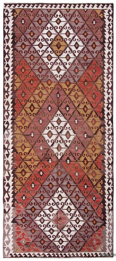 Vintage Sivrihisar Kilim Rug