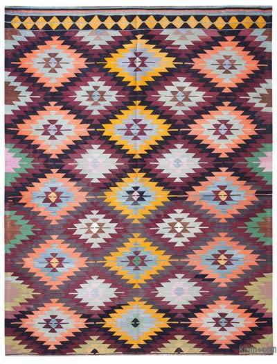Alfombra Vintage Afyon Kilim - 200 cm x 250 cm