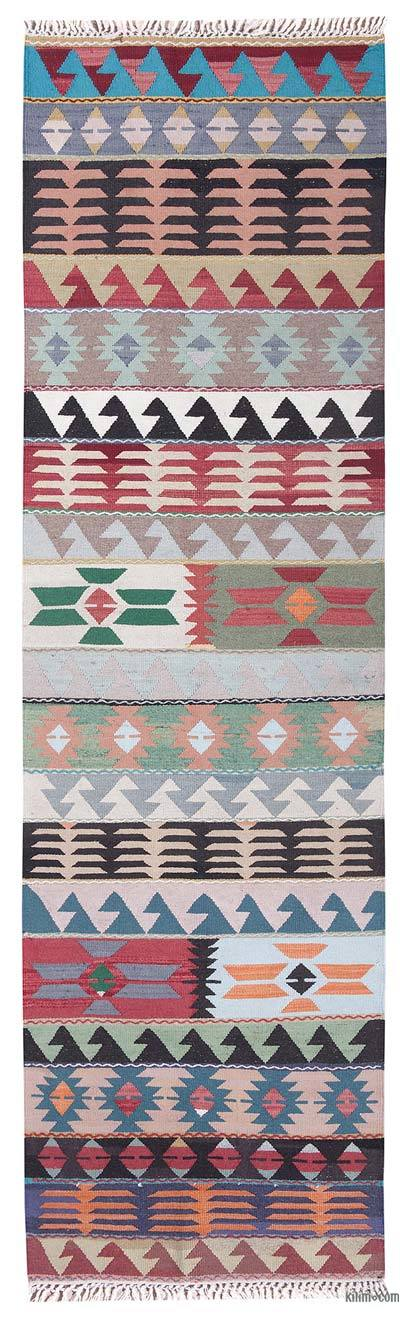 Corredor Vintage Afyon Kilim - 80 cm x 280 cm
