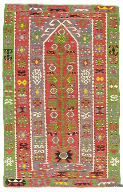 Alfombra Vintage Esme Kilim - 122 cm x 183 cm