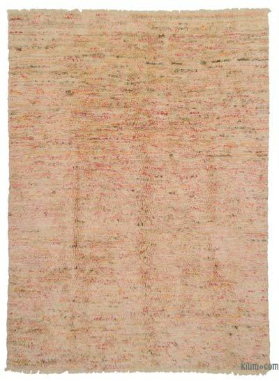 "Multicolor New Turkish Tulu Rug - 8' 2"" x 11' 6"" (98 in. x 138 in.)"