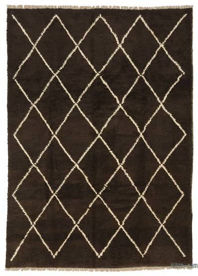 "New Turkish Tulu Rug - 8' x 11'5"" (96 in. x 137 in.)"