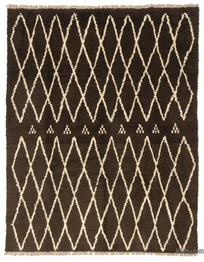 "New Turkish Tulu Rug - 8'3"" x 10'6"" (99 in. x 126 in.)"