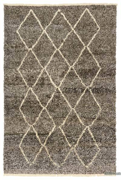"New Turkish Tulu Rug - 6' x 8'11"" (72 in. x 107 in.)"