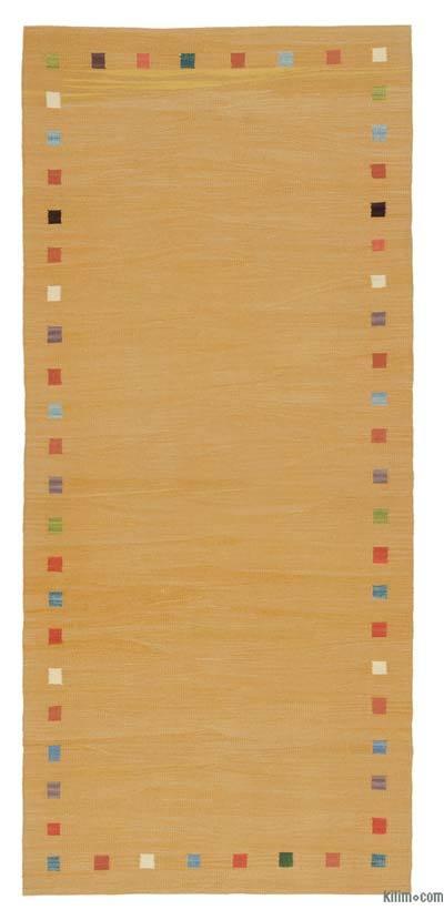 Yeni Kök Boya Yolluk Kilim - 102 cm x 224 cm