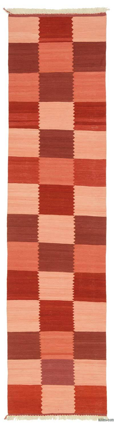 "New Turkish Kilim Runner - 2' 7"" x 10' 11"" (31 in. x 131 in.)"