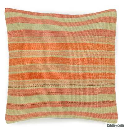 """Kilim Pillow Cover - 1'4"""" x 1'4"""" (16 in. x 16 in.)"""