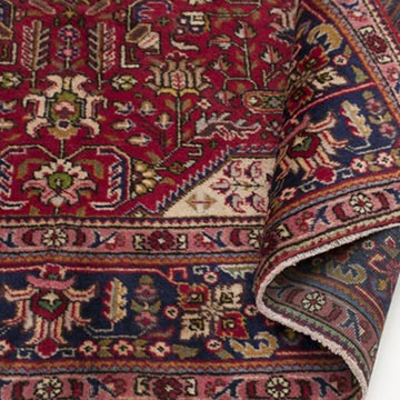 Turkish Vintage Rug - K0036922
