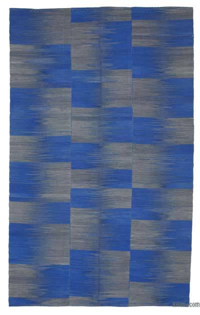 Lacivert Yeni Anadolu Kilimi - 198 cm x 323 cm