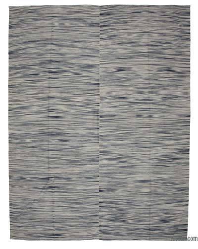 Gri Yeni Anadolu Kilimi - 299 cm x 387 cm