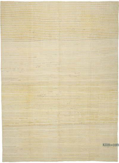 "New Contemporary Hand-Woven Wool Rug - 11' 6"" x 15' 9"" (138 in. x 189 in.)"