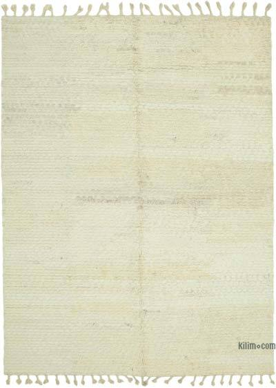 "New Contemporary Hand-Knotted Wool Rug - 8' 3"" x 11' 3"" (99 in. x 135 in.)"