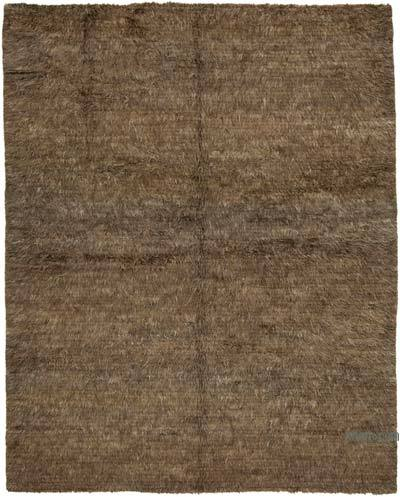 "New Contemporary Hand-Knotted Wool Rug - 8' 4"" x 10' 4"" (100 in. x 124 in.)"