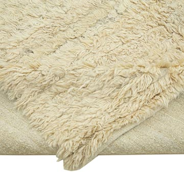 """New Contemporary Hand-Knotted Wool Rug - 6' 11"""" x 9' 5"""" (83 in. x 113 in.) - K0037107"""
