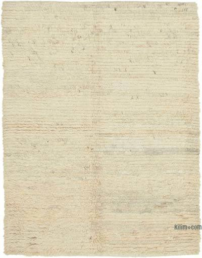 "New Contemporary Hand-Knotted Wool Rug - 6' 11"" x 9' 5"" (83 in. x 113 in.)"