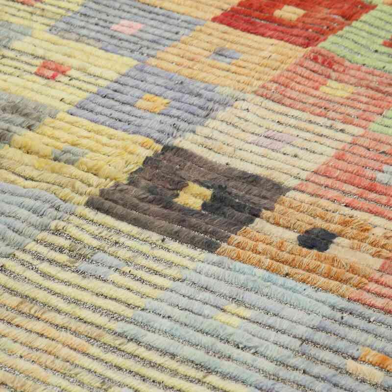 Yeni El Dokuma Anadolu Halısı - 297 cm x 394 cm - K0037112