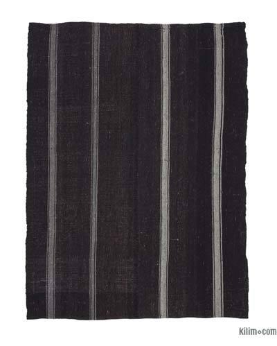 Alfombra Vintage Anatolian Kilim - 186 cm x 250 cm