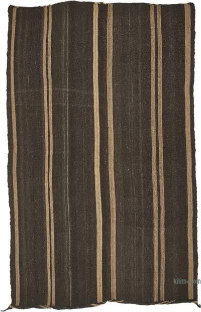"Vintage Anatolian Kilim Rug - 6' 3"" x 9' 10"" (75 in. x 118 in.)"