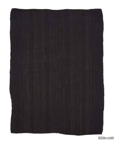 Marrón Alfombra Vintage Anatolian Kilim - 211 cm x 285 cm