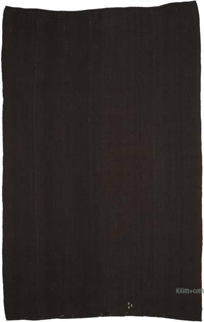 Marrón Alfombra Vintage Anatolian Kilim - 225 cm x 345 cm