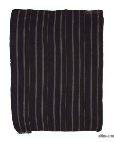 "Vintage Anatolian Kilim Rug - 7'9"" x 9'10"" (93 in. x 118 in.)"