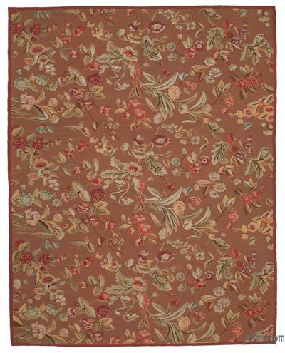 "Aubusson Rug - 9' 2"" x 11' 7"" (110 in. x 139 in.)"