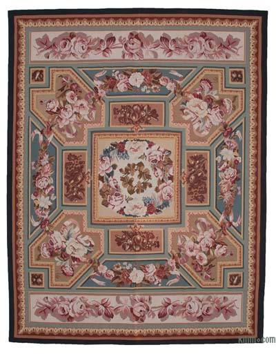 "Aubusson Rug - 9'2"" x 12' (110 in. x 144 in.)"