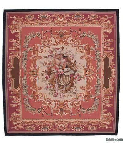 Aubusson Kilimi - 306 cm x 335 cm