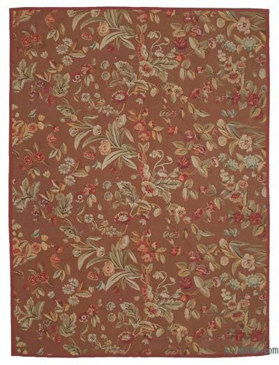 "Aubusson Rug - 8' 9"" x 11' 10"" (105 in. x 142 in.)"