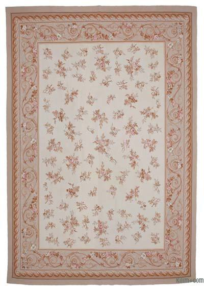 "Aubusson Rug - 9'8"" x 14'3"" (116 in. x 171 in.)"