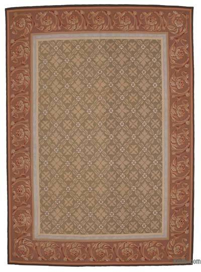 "Aubusson Rug - 8' 6"" x 11' 11"" (102 in. x 143 in.)"